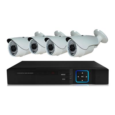Hd Cctv Kit Amazon 4 Camera Cctv Kit