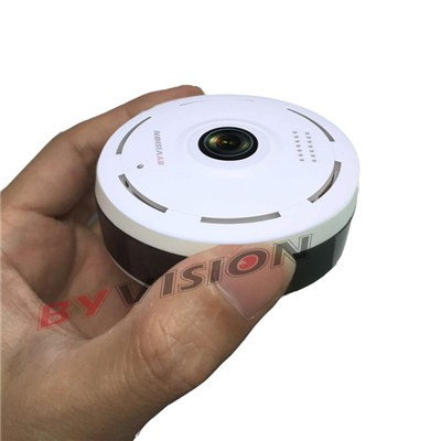 HD Panoramic 360 Fisheye Wireless IP Camera