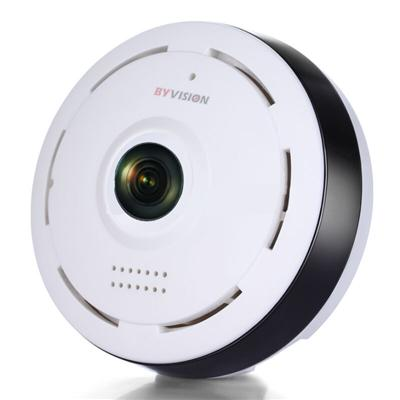 360 Panoramic Fisheye Cctv Dome Camera