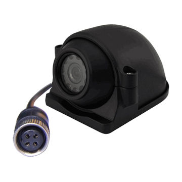 Rearview Camera, Surface Mount With Infrared Wide Angle And Super Sharp Image