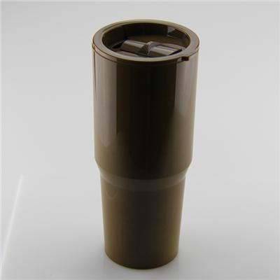Popular Products 30OZ AS Material Double Wall Coffee Mug With Sliding Lid