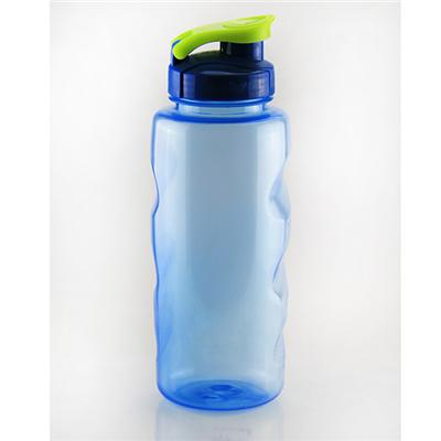 Popular Designs K243 800ML Transparent PP Clear Sport Water Bottle Hot Selling Bottle
