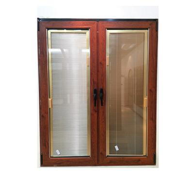 Security Design Aluminum Tilt And Turn Window