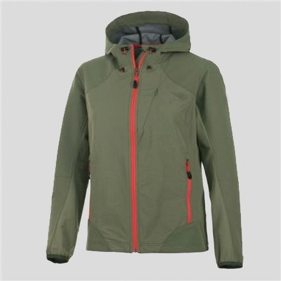 Women's Winter Coats Cutom Windbreaker Running Softshell Jacket