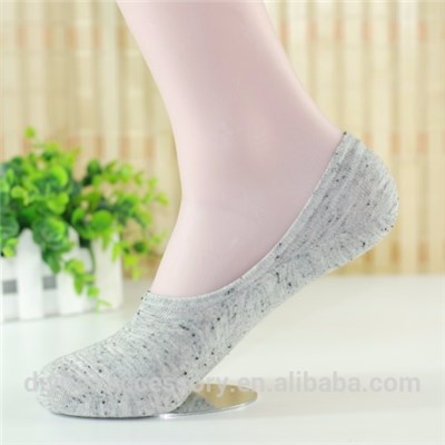 Men's Latest Design New Arrival Hot Selling Casual Soft Polyester Ankle Socks