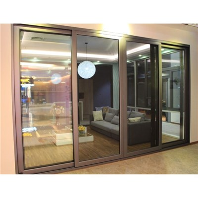Heavy Duty Luxury Energy Efficient Aluminium Stacking Door
