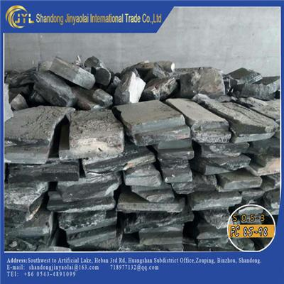 Waste Carborundum Brick The Raw Material For Producing The Reclaimed Sand
