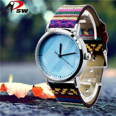 Alloy Material Japan Movement Lady Watch