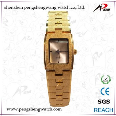 Fashion Ladies/Mens Alloy Promotional Watch