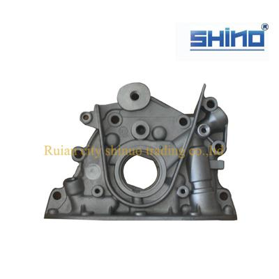 Wholesale All Of Auto Spare Parts For Lifan 520 Oil Pump LF481Q1-1011100A With ISO9001 Certification,standard Package Anti-cracking Warranty 1 Year