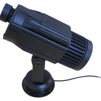 24W Rotating Outdoor Projection Lamp