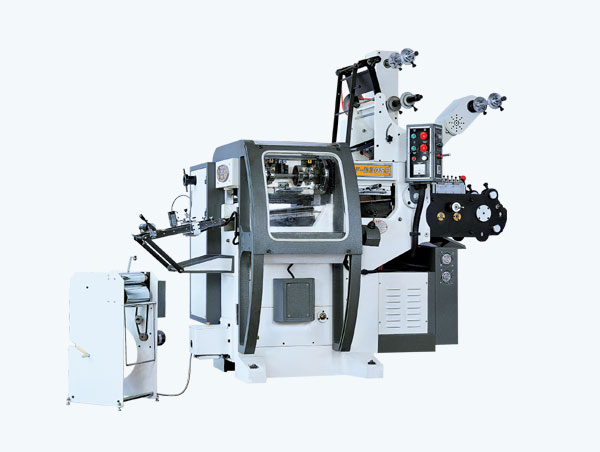 flat bed label printing machine
