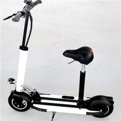 36v,400w Lithium Battery Scooter For Adults