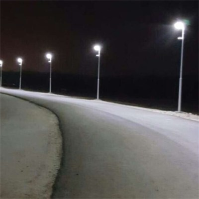 4200lm SC-NH80 IP65 bridgelux 160lm/w Free Sample All in One Integrated Solar LED Street Light