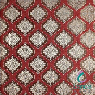 China Good Quality Heavy Vinyl Coated Wallpaper Home LCPE062ZG010101