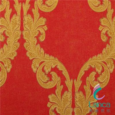Good Design Deep Embossed Italian Design Washable Wallpaper LCPE1188007