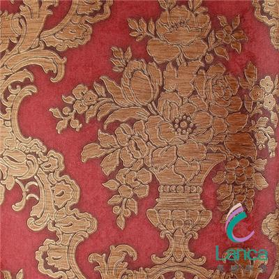China Style Interior Wall Decor Embossed Wall Art 3d Decorative Wallpaper LCPE0731005