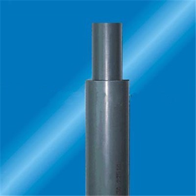 CHEMICAL INDUSTRIAL ASTM SCH80 WATER SUPPLY UPVC PIPE WITH SOLVENT