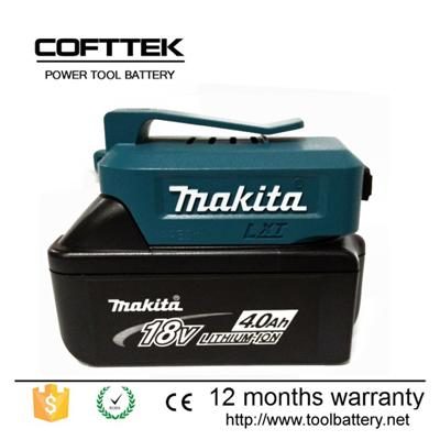 Power Tool Battery Mobile Charger USB Power Sources For Makita 18V
