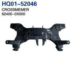 I10 2011 Crossmemer, Cross Member, Rear Crossmember (62400-0X000, 55100-0X000)