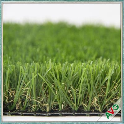 Home Decorative Residential Artificial Grass Outdoor With High UV Stability