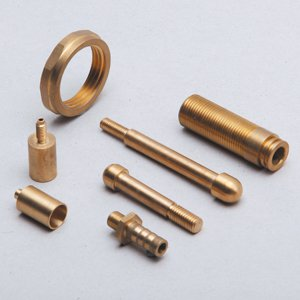 Precision Brass H59 Machining parts