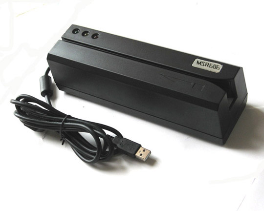 MSR606 Magnetic Card Reader/Writer Msr206 Encoder