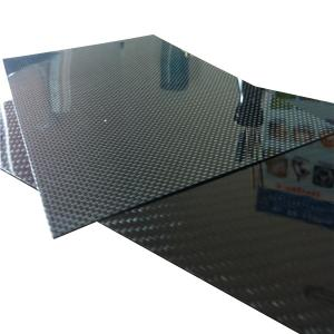 Carbon Fiber Gloss Sheets