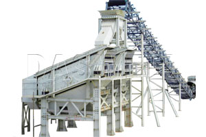 Stationary Crushing Plant