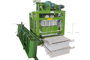 DFB4C26 Fixed Block Making Machine