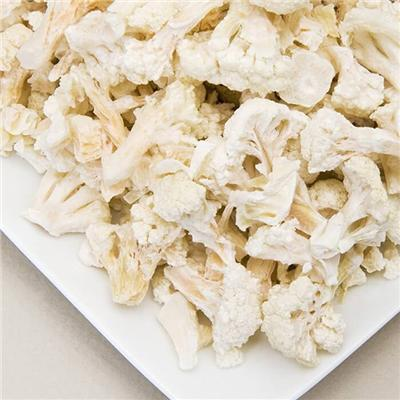 Freeze Dried Cauliflower,Healthy and High Quality FD Vegetable,Top Factory Price