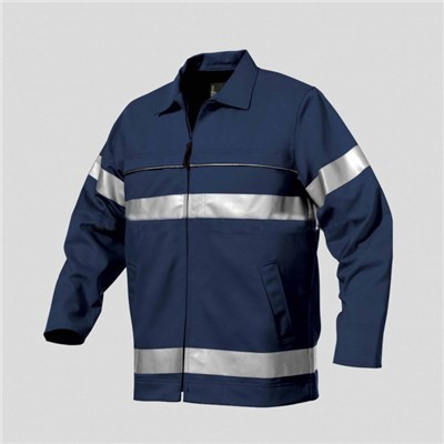 EN20471 Hi-Vis Reflective Jacket Security Jacket For Men