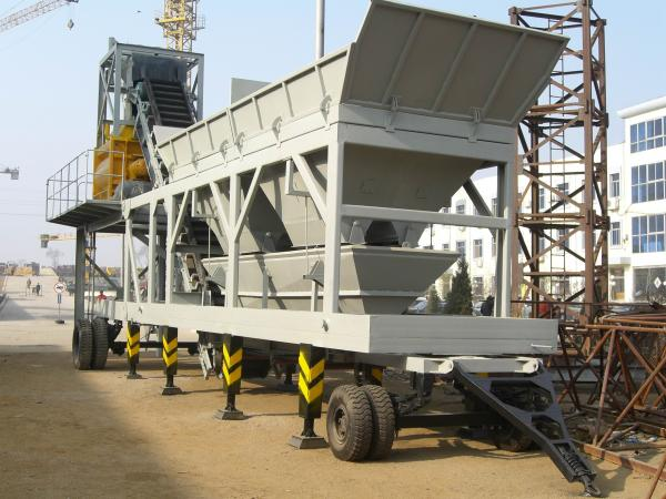 construction mixing plant