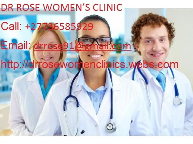 Dr Rose Private Abortion Clinic in Diepsloot Cosmo City +27736585929