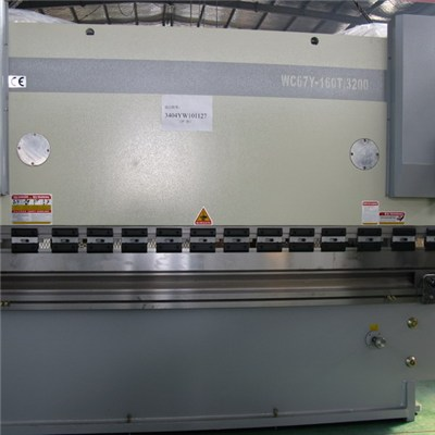 Yawei Hydraulic Press Brake Machines-160T3200