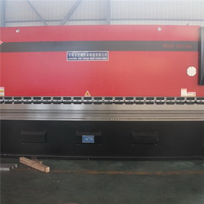 2 Axis NC Plate Bending Machine-160T6000