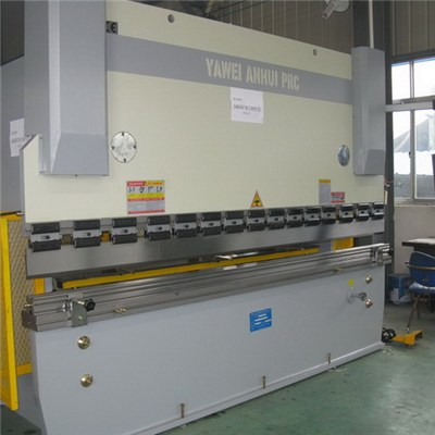 Yawei 3M Hydraulic Press Brake Machine