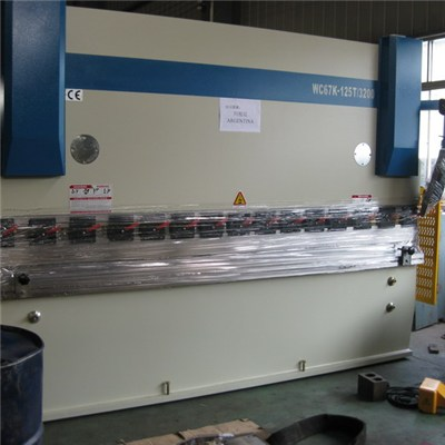 125T3M Hydraulic Press Brake Machines