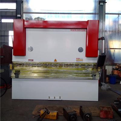 WC67K Hydraulic Press Brake Machine-200T3200