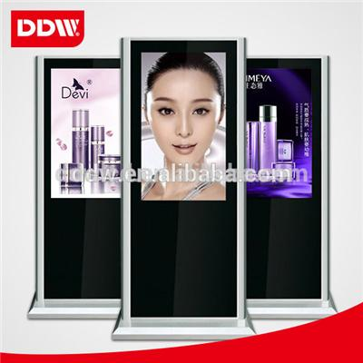 84 Inch High Brightness 2000nits Outdoor Digital Signage