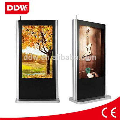 70 Inch Large scale display Standalone Touch Screen Digitalsignage sunlight readability Stand Alone