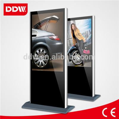 Semi-outdoor 65 Inch High Brightness Digital Signage Advertising machine