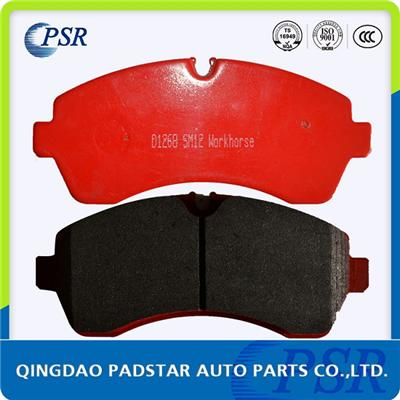 Brake Pad D1268 For Benz Vw