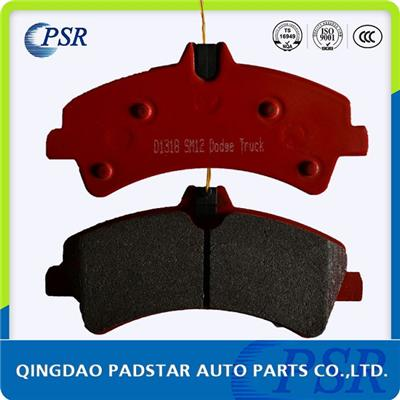 Brake Pad D1318 For Vw Benz