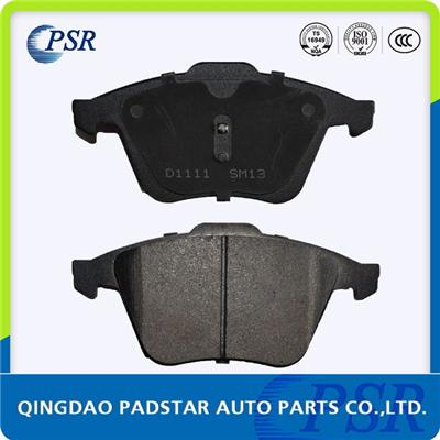 Car Brake Pad D1111 For Audi Seat