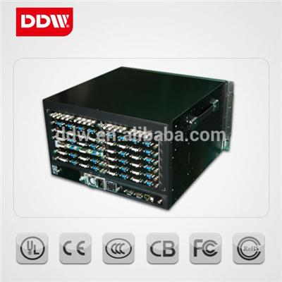 2x4 Dvi Video Wall Controller upport for multiple resolutions up to 1920*1200