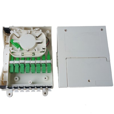 Fiber Optic Splitter Terminal Box OTB-SC8