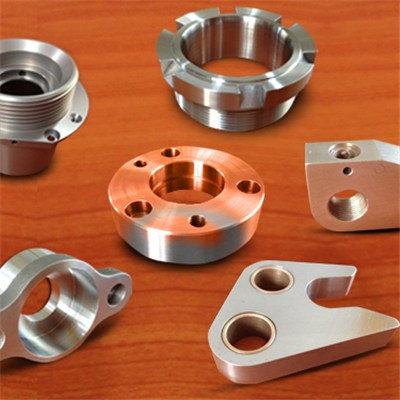 Machining Services with Precision CNC Equipments