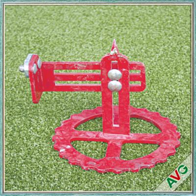 Circle Cutter Grass Cutting Equipment For Artificial Grass