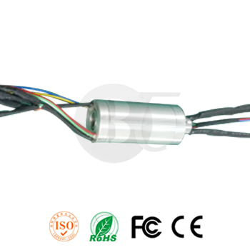 Miniature compact design  capsule slip ring